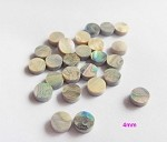 25pcs* Guitar Bass Finerboard Inaly Abalone dot,Diameter:4mm