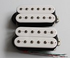 Artec Alnico White Humbucker Pickup HBWA-TBN,Neck or Bridge