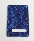 Blue Pearl,Standard Stratocaster Back Plate