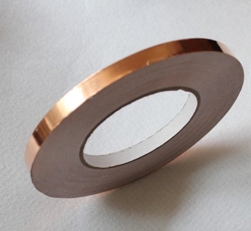 10MM*50M,COPPER Foil EMI Roll Shielding Tape