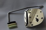 Chrome Tremolo,For Fender 62 Jazzmaster,Jaguar