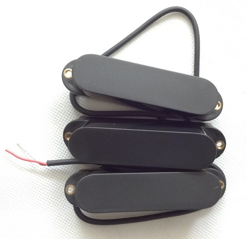 Artec Power Single Pickups SMDA35,Hum Cancelling,Black,Alnico,Neck/Middle/Bridge(Alnico)