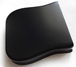 Black Telecaster Ashtray Bridge Cover,for Fender Telecaster Ashtray Bridge