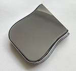 Chrome Telecaster Ashtray Bridge Cover,for Fender Telecaster Ashtray Bridge