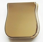 Gold Telecaster Ashtray Bridge Cover,for Fender Telecaster Ashtray Bridge