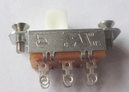 New Jazzmaster Pots Switch Wiring Kit For Fender Guitar Sliders Cap