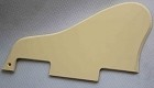 1Ply Cream Pickguard For Gibson ES-335 SHORT