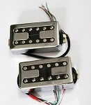 Artec Custom Pickup,50'S Sound,Chrome Cover,Neck/Bridge