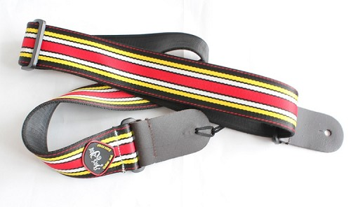 "2"" Width,Length Adjustable,Guitar Quality Strong Cloth Strap,#GS567"