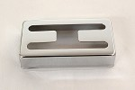 Chrome Humbucker pickup cover,Height 16mm,fits most of LP humbucker pickup,#PC-32017