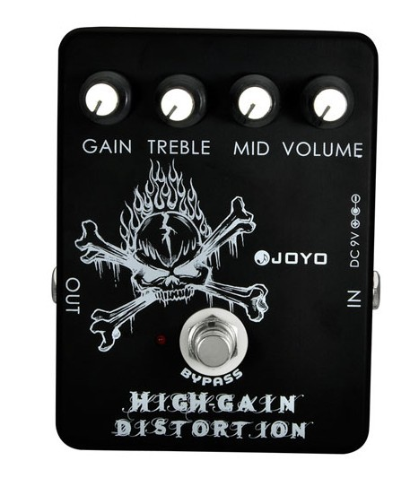 JF-04 High Gain Distortion