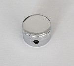 Short with Fat body size,Chrome Metal Knobs for Telecaster or Hollowbody,Jazz Guitars