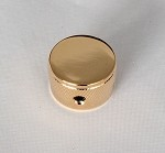 Short with Fat body size,Gold Metal Knobs for Telecaster or Hollowbody,Jazz Guitars