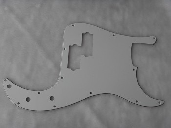 NEW 3 Ply Parchment American Standard P Bass Pickguard
