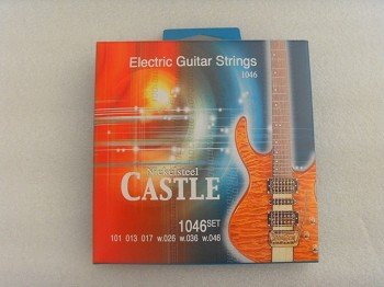"1set* ""Castle"" brand Electric Guitar Sting-1046"