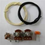 Wiring Kit,for Standard P Bass,Alpha A250K,0.047 capacitor