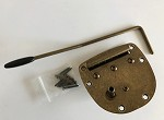 Antique Brass Tremolo,For Fender 62 Jazzmaster,Jaguar