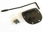 Black Tremolo,For Fender 62 Jazzmaster,Jaguar