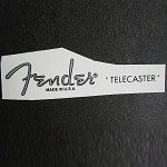 Water Slide Decal Logo Telecaster for Fender Repair Restoration