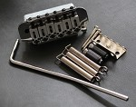 Quality Roller Style Stratocaster Tremolo Bridge,Chrome