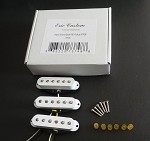 Eric Custom Hand Wound Strat P90 Pickup Set,#STP90