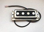 Eric Custom Anilco 5 Rod Bass Neck Pickup for Rickenbacker BASS,Chrome