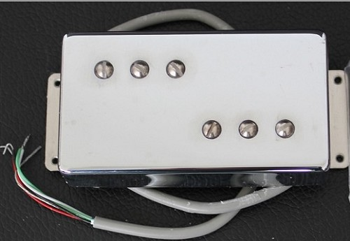 Tele Deluxe/Custom,Neck,Wide Range Humbucker Pickup,Alnico,For Tele 72 Guitar