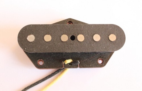 Eric Custom,VTH-B,Tele Bridge Pickup,Higher Out with Vitage Sound,Vitage Cloth Wire, (Alnico5 Rods)