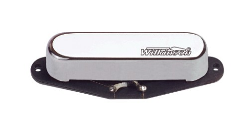 Wilkinson WVTN Vitage Telecaster Neck Pickup,Chrome Cover,Alnico