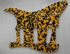 NEW Yellow Tortoise Shell Strat Pickguard,fits Fender 62' Strat